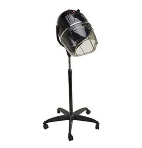 Ovente Professional Ionic 3-Speed Hair Dryer Stand, 1000-Watts, Time