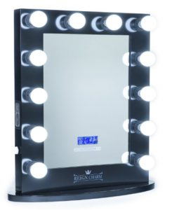 ReignCharm Hollywood Vanity Mirror Bluetooth Audio-Enabled LED Light