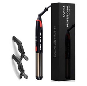 Hair Straightener and Curler, Professional 2 IN 1 Hair Straightenin