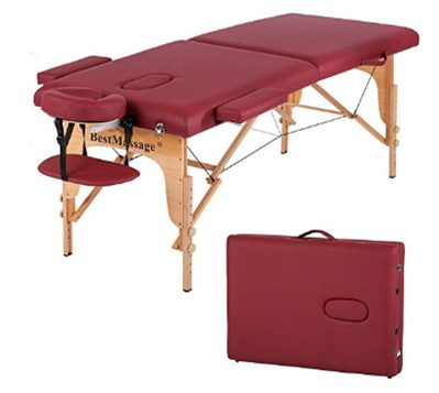 The Best Portable Massage Table