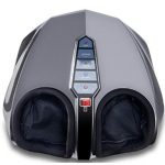 Miko Shiatsu Foot Massager with Deep-Kneading, Multi-Level Settings,
