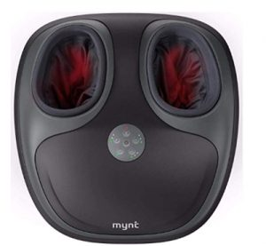 Mynt Tapping Foot Massager – Deluxe, Immersive 3D Foot Therapy for A